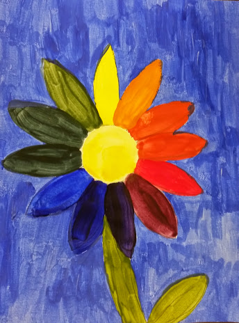 To Paint A Color Wheel By Mixing The Primary Colors Red Yellow Blue But Be Creative With How They Made Here Are Some Of Results